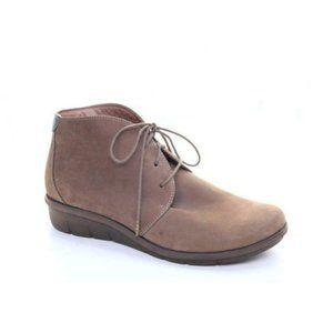 NWOB dansko boots JOY lace up nubuck leather 42